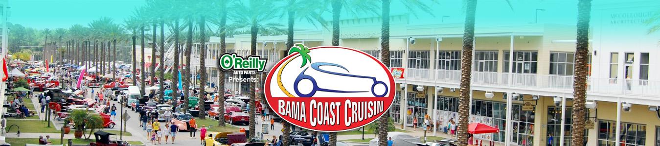 Bama Coast Cruisin'